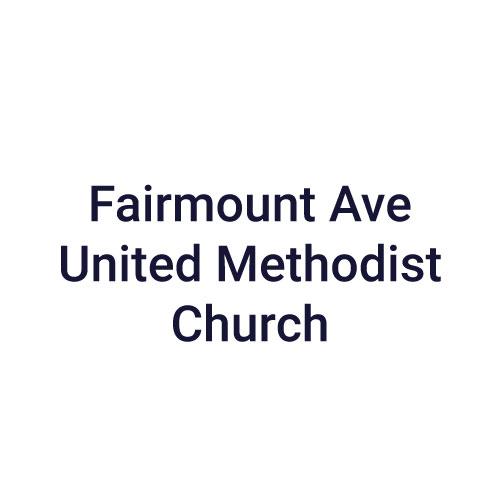 Fairmount Ave United Methodist Church