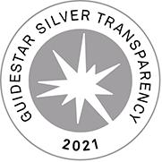 Guidestar silver transparency logo 2021