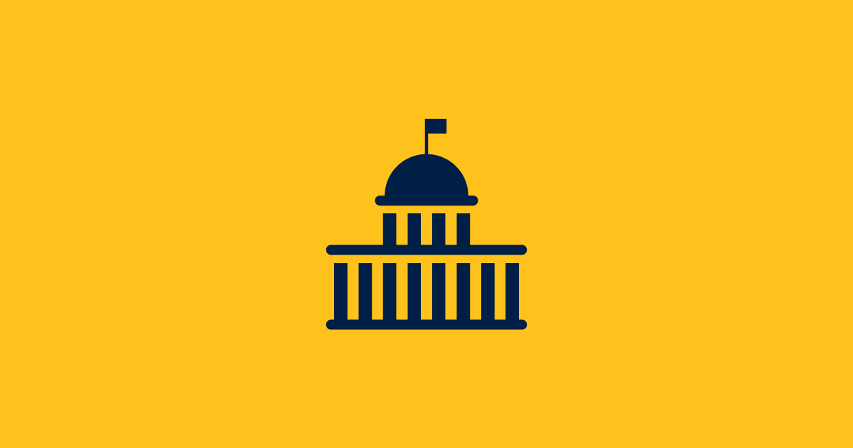Icon image of state capitol