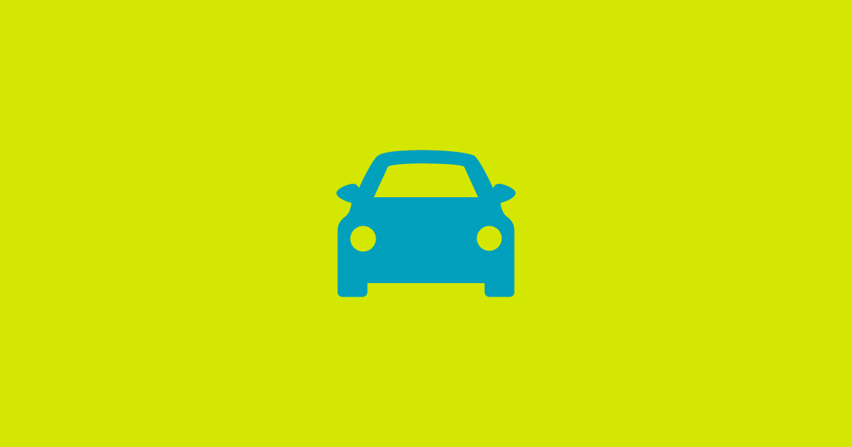 Icon image of a car