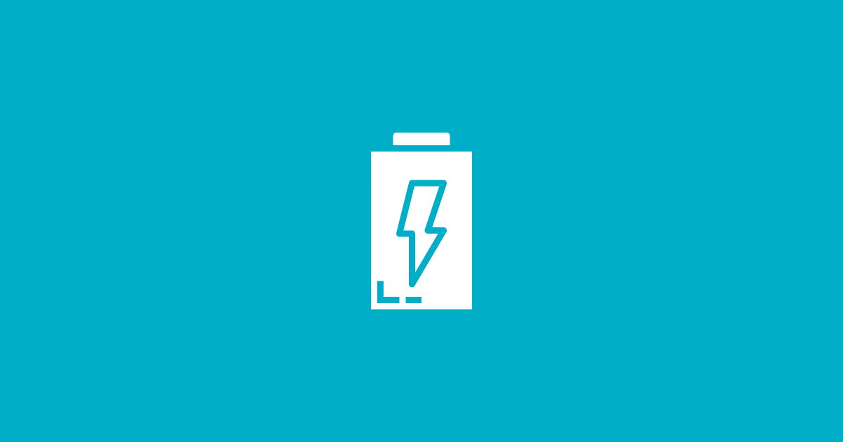 Icon image of electric battery